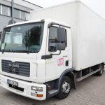 LKW mieten Wiesbaden und Frankfurt - SK Autovermietung