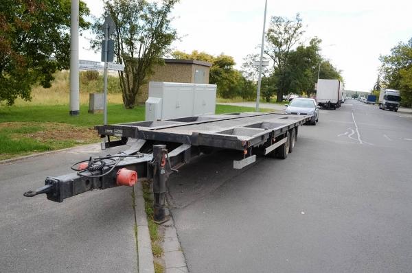 Autotransportanhänger mieten Wiesbaden & Frankfurt